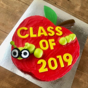Classroom kindy graduation cake DIY kit from Cake 2 The Rescue