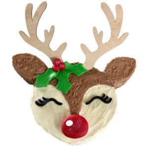 Baby Rudolph Cake DIY Kit from Cake 2 The Rescue