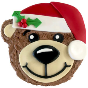 Christmas Teddy Bear Cake DIY Kit from Cake 2 The Rescue