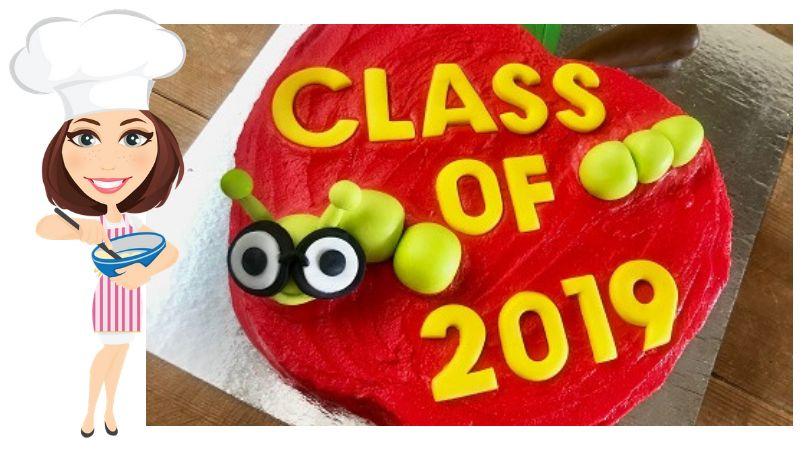 End of School Year Cake Kit Ideas