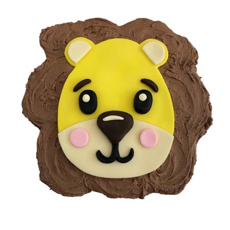 baby lion baby shower boy DIY cake kit from Cake 2 The Rescue