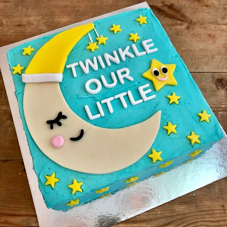 birthday cake DIY cake kit twinkle little star from Cake 2 The Rescue