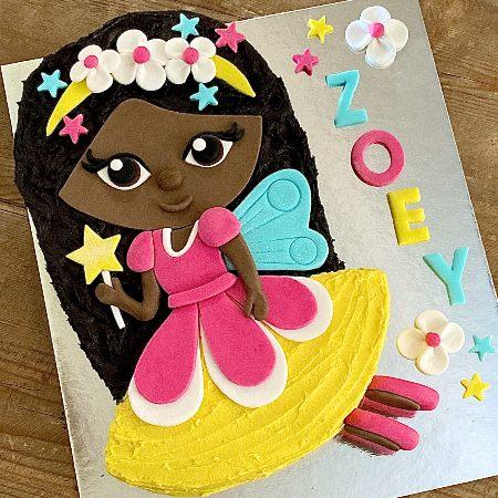 brown-fairy-birthday-cake-diy-kit