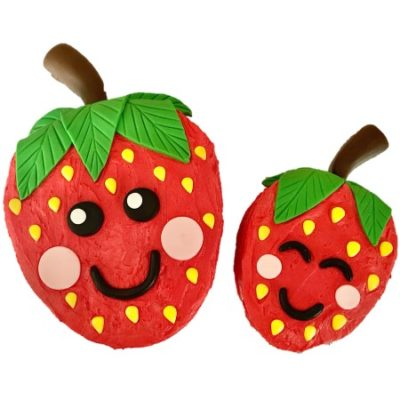 cute-strawberry-shaped-kit-first-birthday
