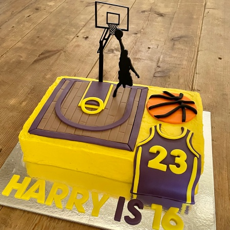 easy-basketball-court-cake-kit-ideas-lakers